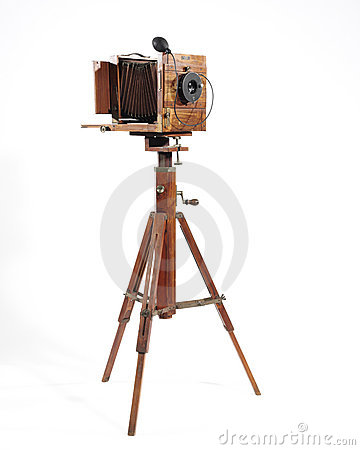 Free Old Camera Royalty Free Stock Image - 6038556