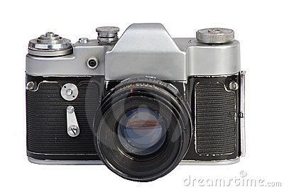 Old camera device