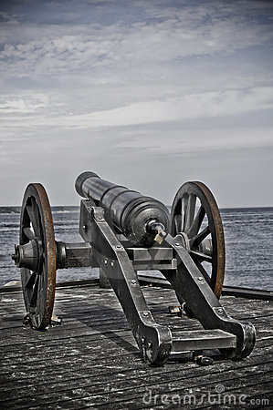 Free Old Canon Stock Images - 21081264
