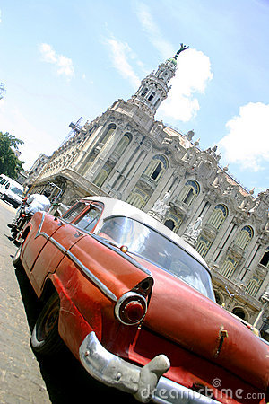 Old Car Old Habana