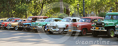 Old Cars Editorial Stock Photo