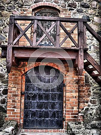 Free Old Castle Doors Stock Photos - 5664353