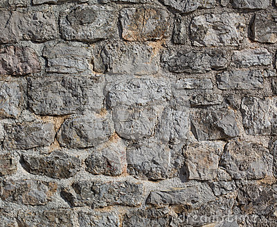 Old Castle Stone Wall Stock Photo Image 43869801