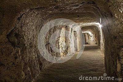 Old Catacomb