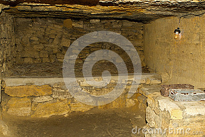Old Catacombs Odessa