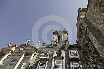 Old Cathedral of Oporto