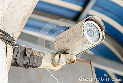 Old CCTV