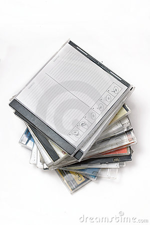 Old CD Stack