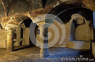An old cellar