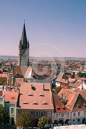 Old center Sibiu