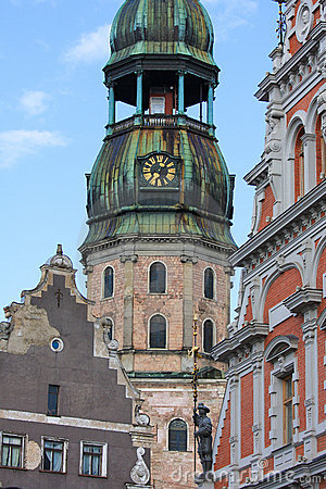 Old Centre of Riga, Latvia