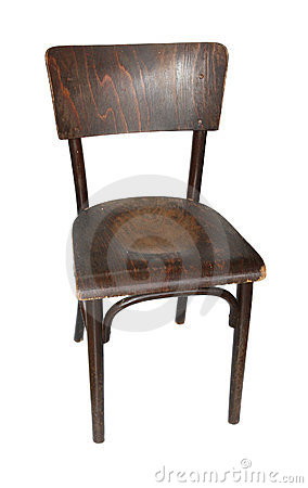 Old chair.