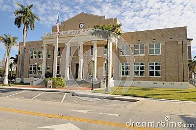 Old Charlotte County Courthouse Punta Gorda FL
