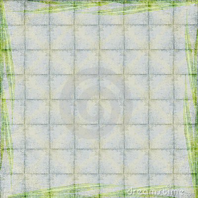 Old checkered grunge background