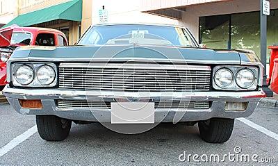 Old Chevrolet Caprice Car