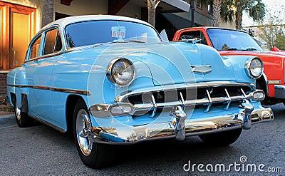 Old Chevrolet Car