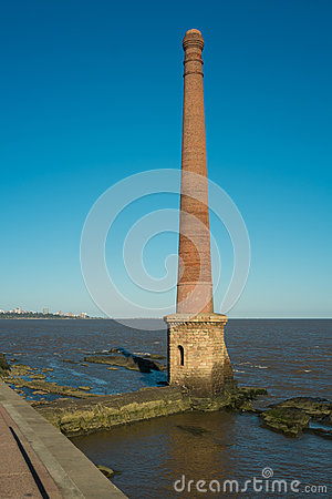 Free Old Chimney Stock Photography - 76181612