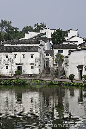 Old chinese village