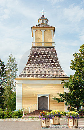 Old church Finland