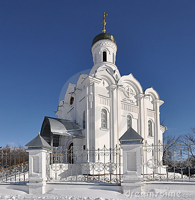 Old church  in Ivanovo
