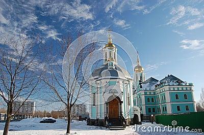 Old church. Kiev,Ukraine