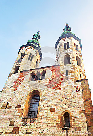 Old church in Krakow