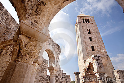 Old Church Ruins Stock Photography - Image: 14621972