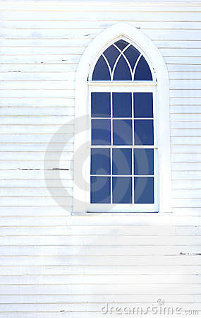 Free Old Church Window Stock Images - 6975064