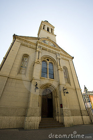 Old church in Zagreb