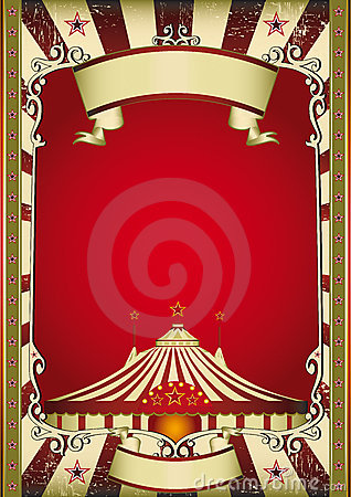 Free Old Circus Royalty Free Stock Photos - 11444718