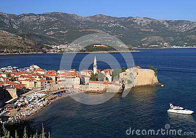 Old city of Budva