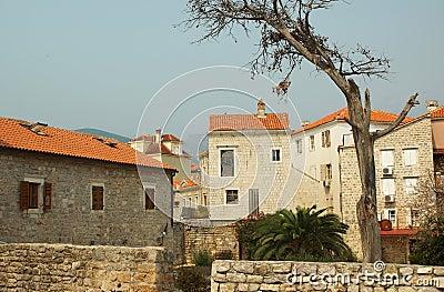 Old city of Budva