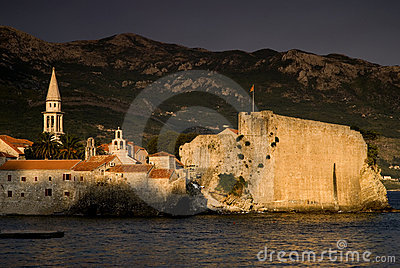 Old city,budva