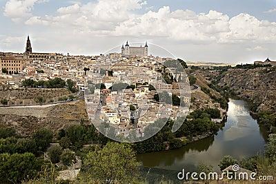 Old City Of Toledo Stock Photo - Image: 62911648