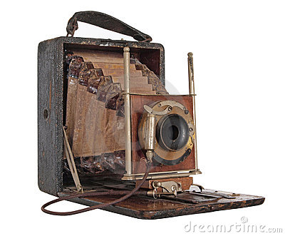 Old classic camera