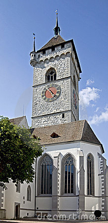 Old clock tower 2