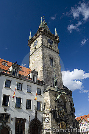 Old Clock Tower, Prague