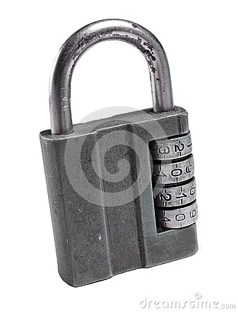 Old code lock