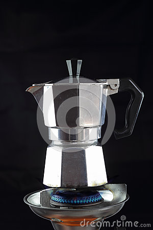 Old Time Coffee Maker : Old Coffee Maker Stock Images - Image: 26964944