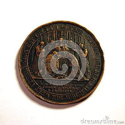Free Old Coin 2 Stock Photos - 58793