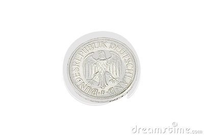 Old Coin of Germany 1978