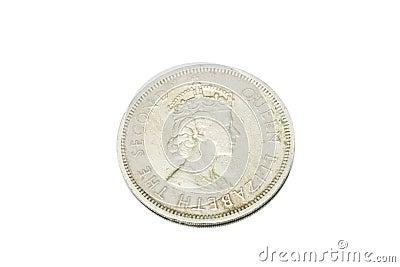 Old Coin of Hong Kong 1960