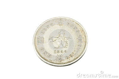 Old Coin of Hong Kong 1960