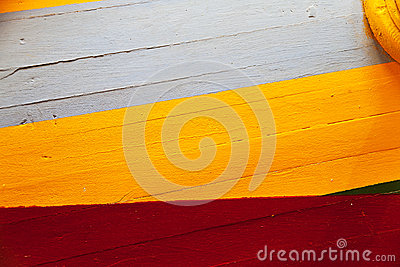 Old colorful wood background