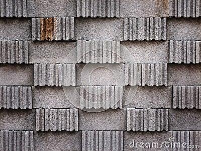 Old Concrete block.