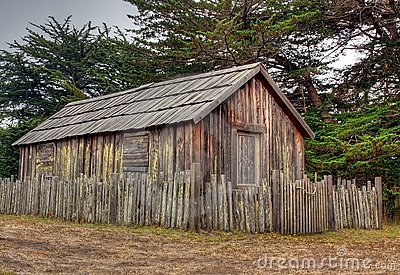 Old Condemned Barn