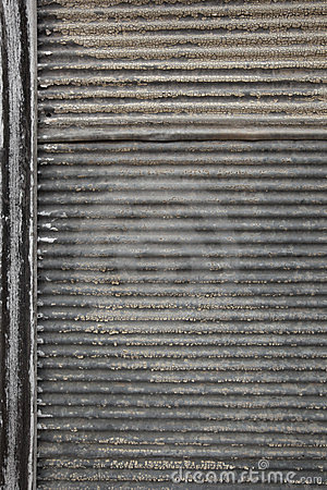 Old Corrugated Iron