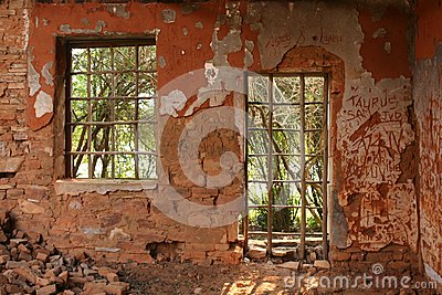Old Cottage windows