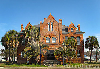 Old County Court House - Calhoun County FL