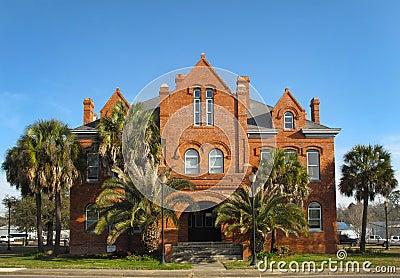 Old County Court House - Calhoun County FL